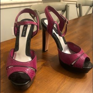 White house black market women's heels
